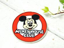 【MICKEY MOUSE CLUB】ディズニー・ミッキーマウスクラブ・ヴィンテージ・バッジ